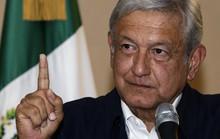 Tổng thống đắc cử Mexico cứng rắn với ông Trump