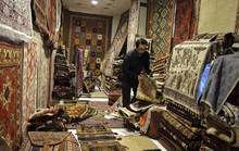 Thảm họa chờ ngành thảm Iran