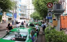 TP HCM: Chỉ cần bấm nút là taxi đến rước!