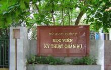 Thí sinh Sơn La, Hoà Bình, Lạng Sơn đỗ thủ khoa các trường quân đội