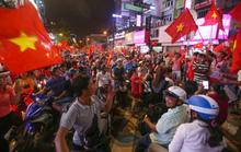 Sài Gòn không ngủ sau chiến thắng của U23 Việt Nam