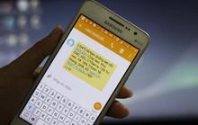 Lại điên đầu với tin nhắn rác