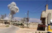 Nga tố Mỹ sử dụng bom phốt pho ở Syria
