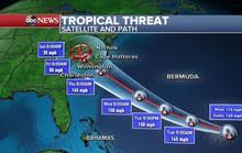 Mỹ: Gần 30 tàu hải quân rời căn cứ tránh siêu bão