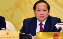 Đề xuất Quốc hội miễn nhiệm chức danh bộ trưởng TT-TT vào ngày 22-10