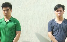 Hai tên cướp từ Hải Phòng về miền Tây hành nghề táo tợn