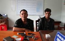 Hai tên trộm trong bệnh viện đi đêm gặp công an