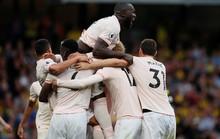 Mourinho thất vọng khi Man United thắng nhọc hiện tượng Watford