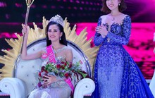 Áp lực của hoa hậu Việt Nam 2018 Trần Tiểu Vy