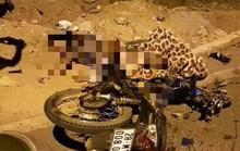 Xe máy đấu đầu ôtô, nam thanh niên tử vong tại chỗ