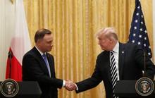 Ba Lan sẵn sàng chi hàng tỉ USD để xây pháo đài Trump
