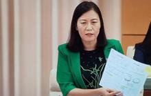 Cầm SGK lớp 1 ra Ủy ban Thường vụ QH, đề nghị Bộ GD-ĐT làm rõ có độc quyền hay không?