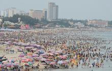 30 trẻ bị lạc khi đi biển Vũng Tàu