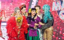 Cô giáo Khánh Duy Khánh đăng quang quán quân Gương mặt thân quen 2018