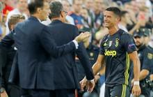 Thẻ đỏ cho Ronaldo là đúng!