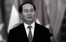 (Infographic) - Sự nghiệp của Chủ tịch nước Trần Đại Quang