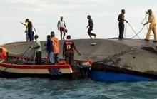 Lật phà ở hồ lớn nhất châu Phi, số người chết có thể lên đến hơn 200
