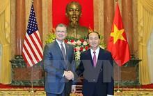 Đại sứ Mỹ, Nga chia buồn việc Chủ tịch nước Trần Đại Quang từ trần