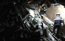 Khởi tố vụ cháy khu nhà trọ của ông Hiệp khùng sát BV Nhi Trung ương