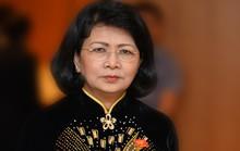 Bà Đặng Thị Ngọc Thịnh thực hiện quyền Chủ tịch nước