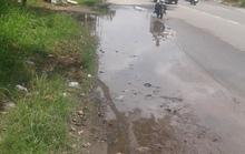 Ao nước trên đường