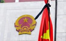 Bộ Văn hóa: Các đoàn đến viếng Chủ tịch nước chỉ mang băng tang, không mang vòng hoa