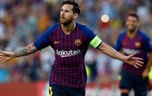 Messi lập kỷ lục trong ngày vui không trọn vẹn