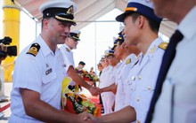 Tàu Hải quân Hoàng gia Canada thăm Đà Nẵng