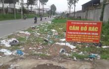 Con đường của những bãi rác tự phát