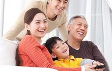 Cãi bố, bênh vợ để giữ tình cảm gia đình