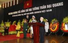 Tiếc thương Chủ tịch nước Trần Đại Quang