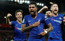 Hazard toả sáng, Chelsea ngược dòng loại Liverpool tại League Cup