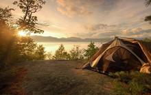 Lời khuyên hữu ích khi đi cắm trại trong rừng