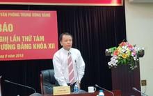 Hội nghị Trung ương 8 sẽ bàn kỷ luật nguyên ủy viên Trung ương về vụ AVG