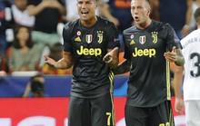 UEFA phán quyết về thẻ đỏ Ronaldo, Man United bất phục