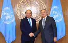 Việt Nam ủng hộ vai trò của Liên Hiệp Quốc