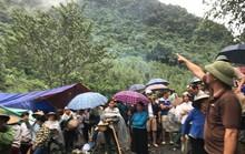 Yên Bái: Mâu thuẫn trong khai thác đá, người dân giữ 1 cán bộ huyện