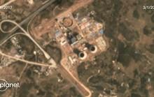 Nhà máy năng lượng than Trung Quốc gây lo ngại