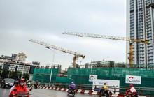 Rùng mình đi qua những công trình xây dựng khắp Hà Nội