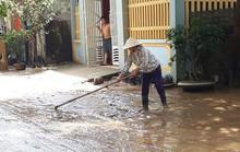 Hoang tàn sau mưa lũ
