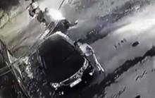 Camera ghi hình quý bà cào xước xe Camry báo giá sửa 24 triệu đồng