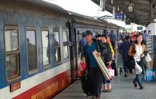Hôm nay (30-9), hành khách có thể nhắn tin mua vé tàu Tết Kỷ Hợi 2019