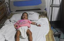 Bé gái 22 tháng tuổi sống sót sau 4 ngày lạc nơi rừng núi