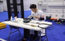 Việt Nam đứng thứ ba tại kỳ thi tay nghề ASEAN 12