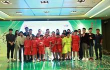 HLV Hồng Sơn, Trần Minh Chiến đào tạo cầu thủ nhí 2018