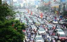 Hà Nội lập đề án thu phí ôtô, xe máy vào nội thành