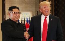 Bị cả thế giới quay lưng, ông Trump bày tỏ cảm kích với ông Kim Jong-un