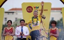 David Van Eerd vẫn giữ chắc Áo vàng Cúp Tôn Hoa Sen 2018