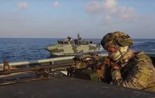 Lính thủy Nga đổ bộ bờ biển Syria trong cuộc tập trận chưa từng thấy