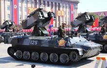 Triều Tiên nhịn khoe ICBM tại lễ diễu binh mừng quốc khánh